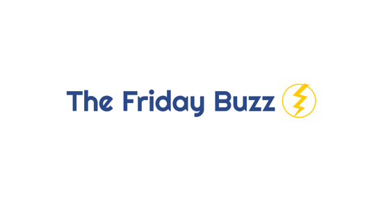 The Friday Buzz for Blog 1200 x 629-1